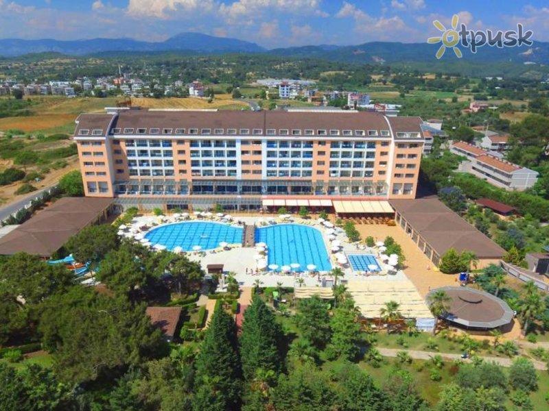 Отель Laphetos Beach Resort & Spa 5* Сиде Турция