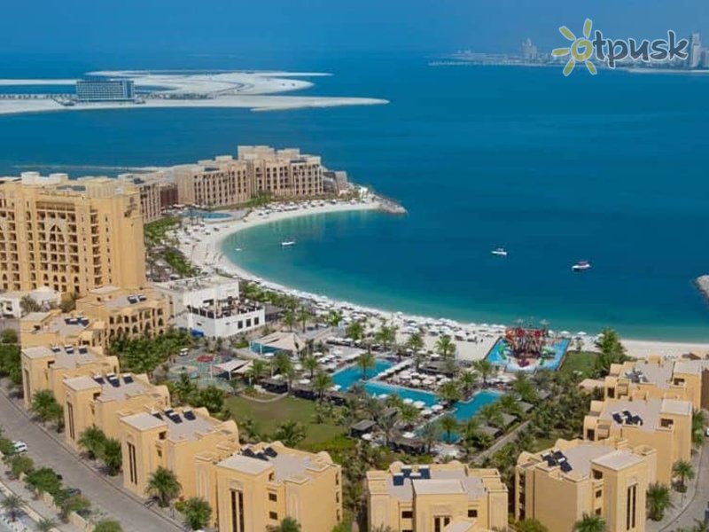 Отель DoubleTree by Hilton Resort & Spa Marjan Island 5* Рас Аль-Хайма ОАЭ