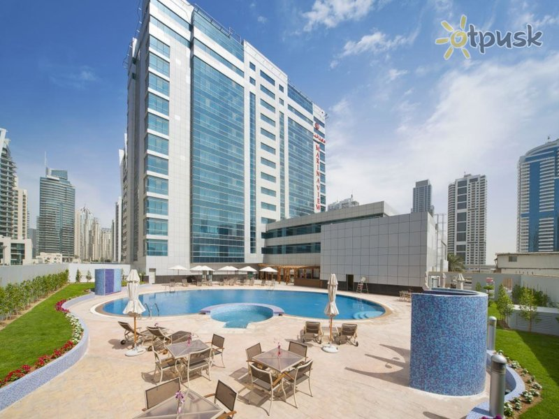 Отель Marina View Deluxe Hotel Apartment 4* Дубай ОАЭ