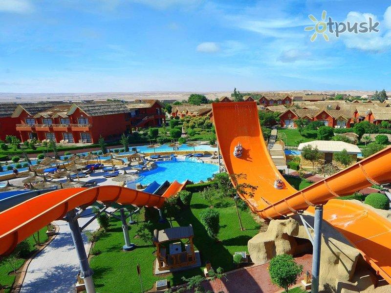 Отель Jungle Aqua Park 4* Хургада Египет