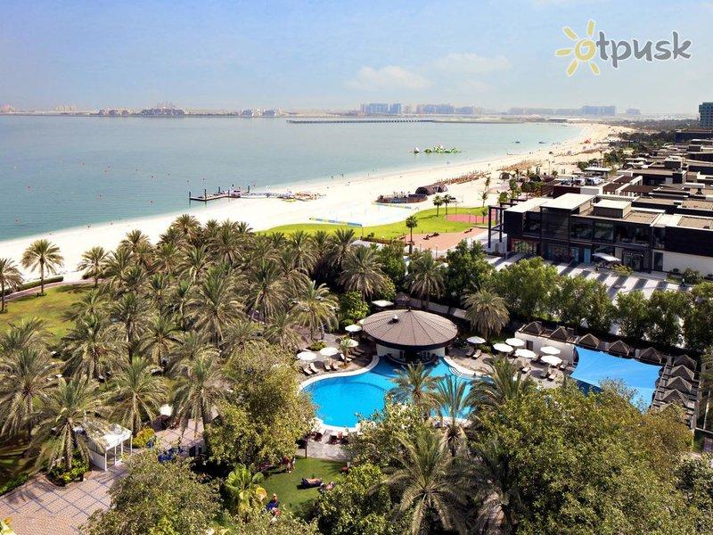 Отель Sheraton Jumeirah Beach Resort 5* Дубай ОАЭ