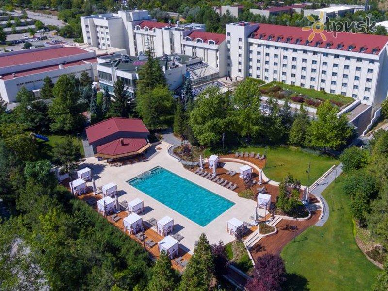 Отель Bilkent Hotel & Conference Centre 5* Анкара Турция
