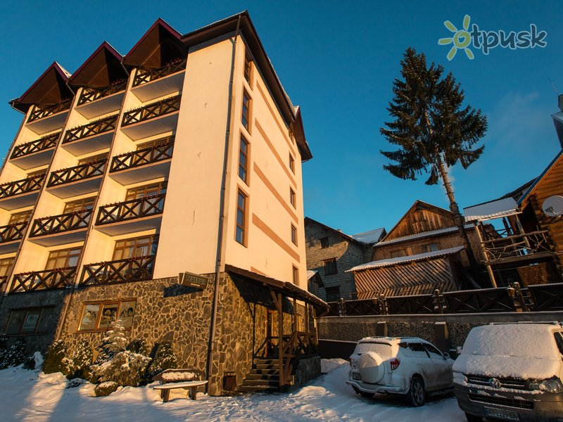 Отель Gorgany 3* Яблуница Украина - Карпаты