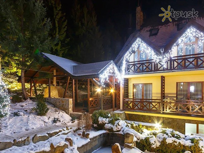 Отель Рубель 3* Яремче Украина - Карпаты