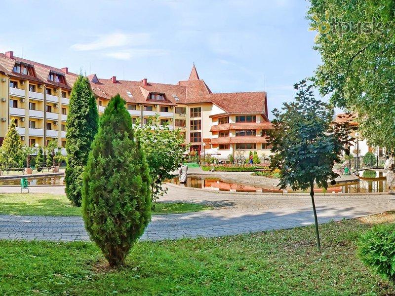 Отель Квитка Полонины 3* Солочин Украина - Карпаты