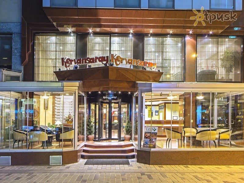 Отель Kervansaray Istanbul Hotel 4* Стамбул Турция