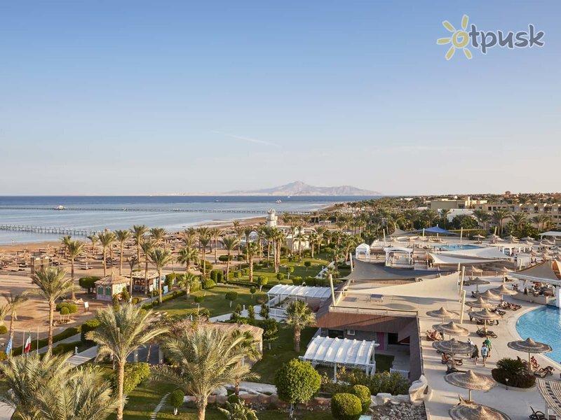 Отель Coral Sea Holiday Resort & Aqua Park 5* Шарм эль Шейх Египет