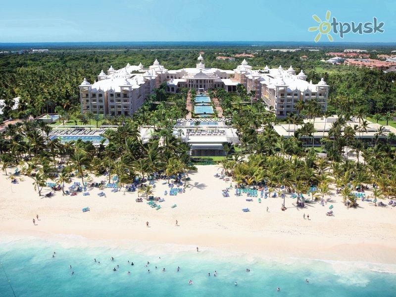 Отель Riu Palace Punta Cana Hotel 5* Пунта Кана Доминикана