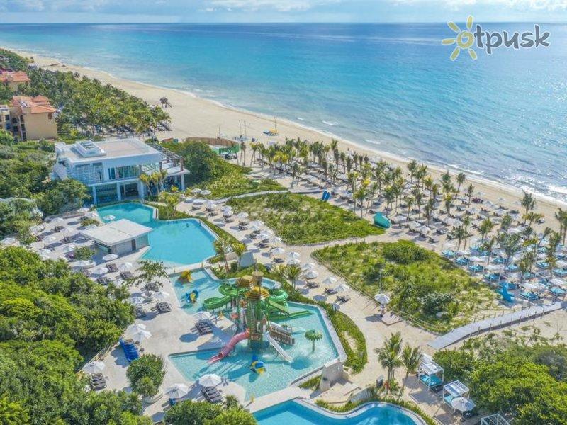 Отель Sandos Playacar 5* Ривьера Майя Мексика