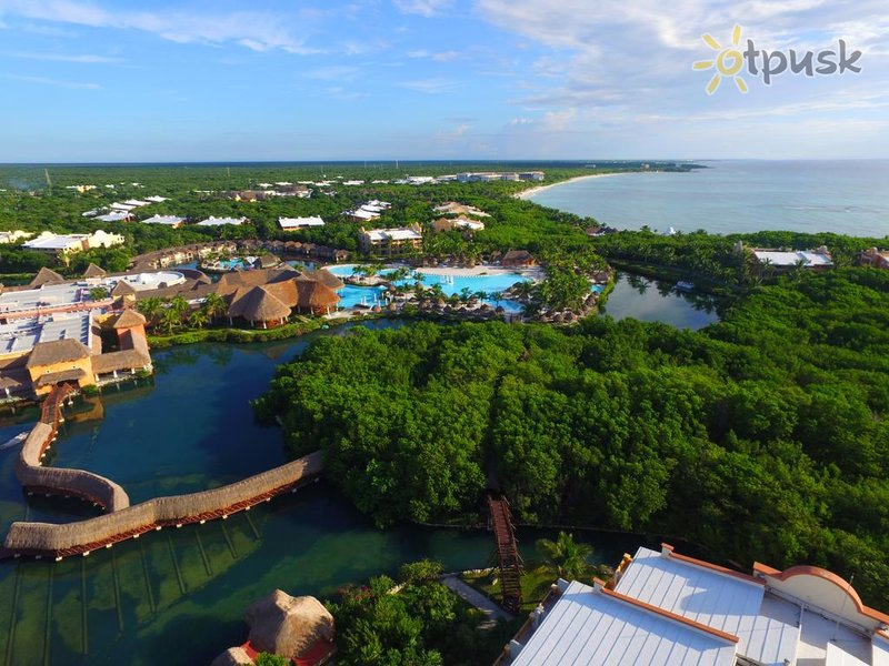 Отель Grand Palladium White Sand Resort & SPA 5* Ривьера Майя Мексика
