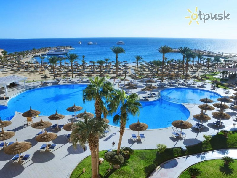 Отель Beach Albatros Resort 4* Хургада Египет