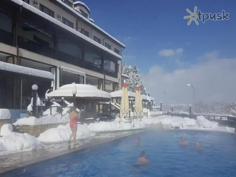 Отель Aspa Villa The Spa Hotel 3* Банско Болгария