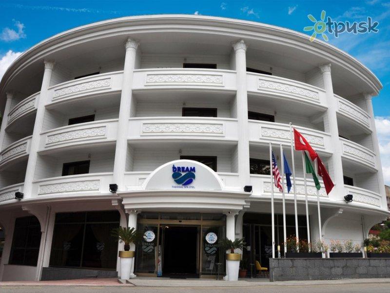 Отель Zir Dream Thermal Spa Hotel 3* Ялова Турция