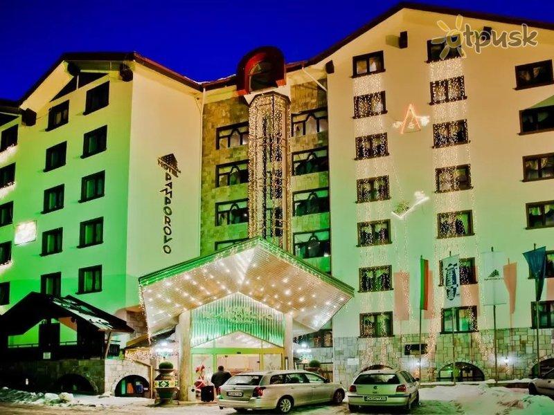 Отель Пампорово 5* Пампорово Болгария