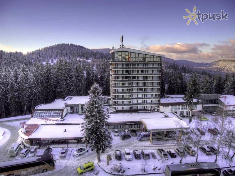 Отель Murgavets Grand Hotel 4* Пампорово Болгария