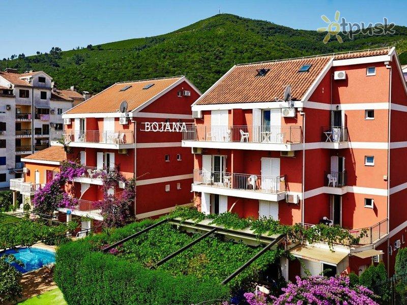 Отель Bojana Villa 3* Будва Черногория