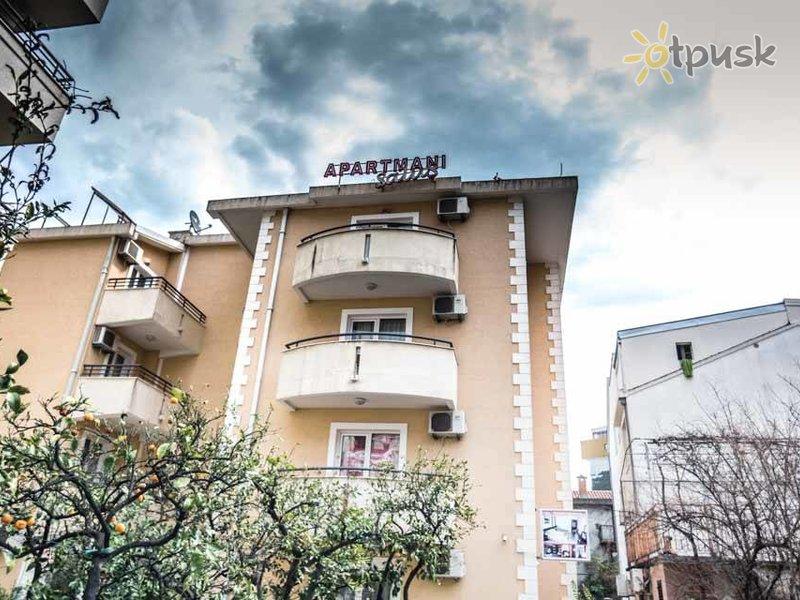 Отель Salus Apartmani 3* Будва Черногория