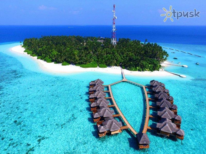 Отель Fihalhohi Island Resort 4* Южный Мале Атолл Мальдивы