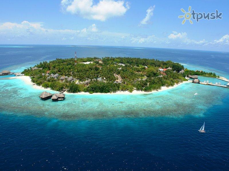 Отель Bandos Island Resort & Spa 4* Северный Мале Атолл Мальдивы