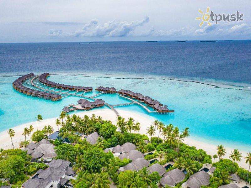 Отель The Sun Siyam Iru Fushi 5* Нуну Атолл Мальдивы
