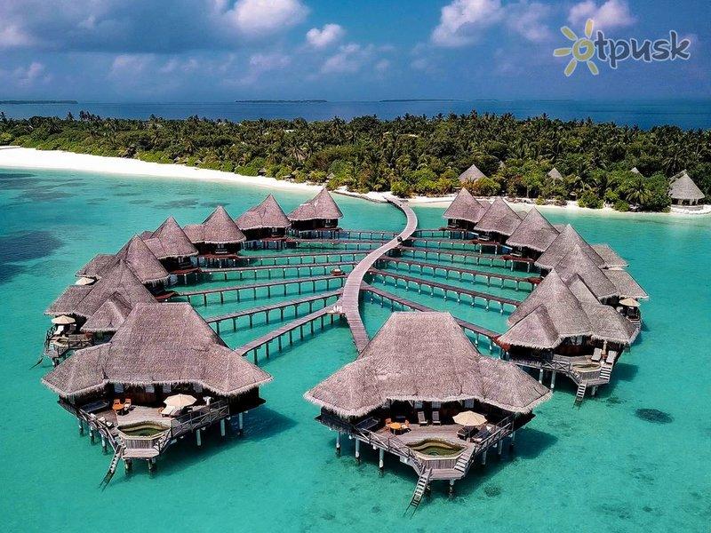 Отель Coco Palm Dhuni Kolhu 5* Баа Атолл Мальдивы