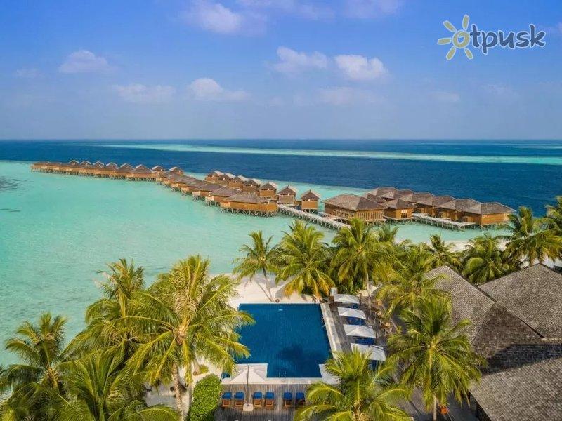 Отель Vilamendhoo Island Resort & Spa 4* Ари (Алифу) Атолл Мальдивы