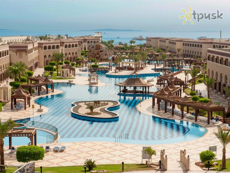 Отель Sentido Mamlouk Palace Resort 5* Хургада Египет