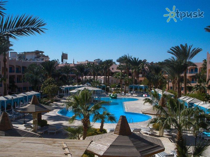 Отель Le Pacha Resort 4* Хургада Египет