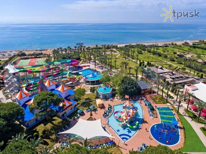 Отель IC Hotels Green Palace 5* Анталия Турция