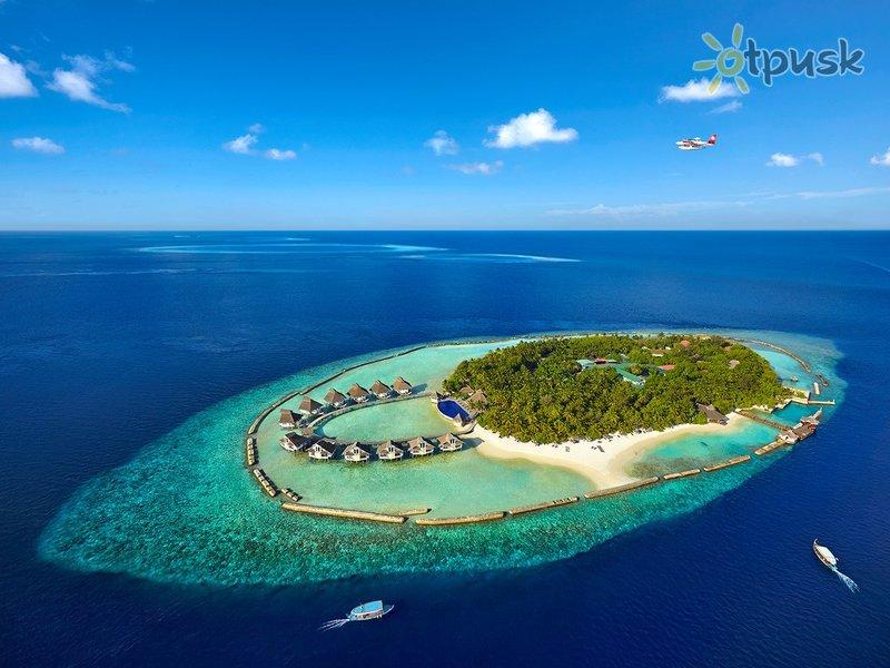 Отель Ellaidhoo Maldives by Cinnamon 4* Ари (Алифу) Атолл Мальдивы