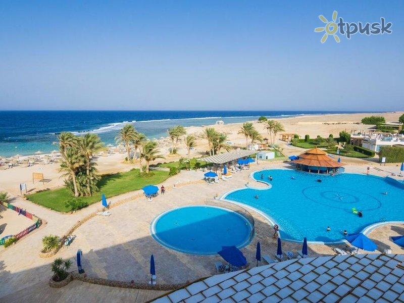 Отель Concorde Moreen Beach Resort & Spa 5* Марса Алам Египет