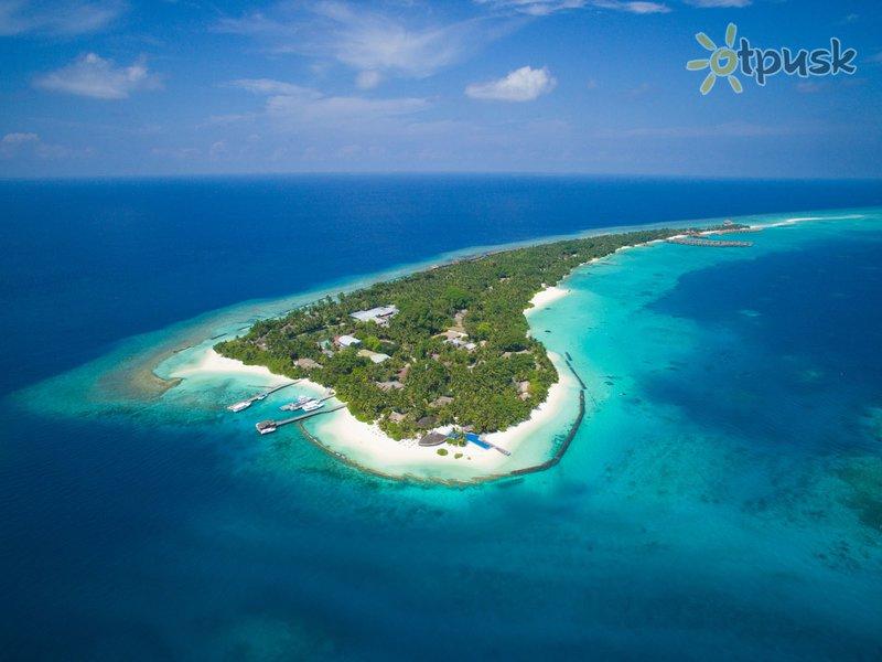 Отель Kuramathi Maldives 4* Ари (Алифу) Атолл Мальдивы