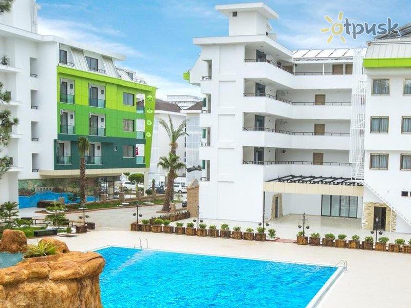 Отель Green Life Hotel 4* Алания Турция
