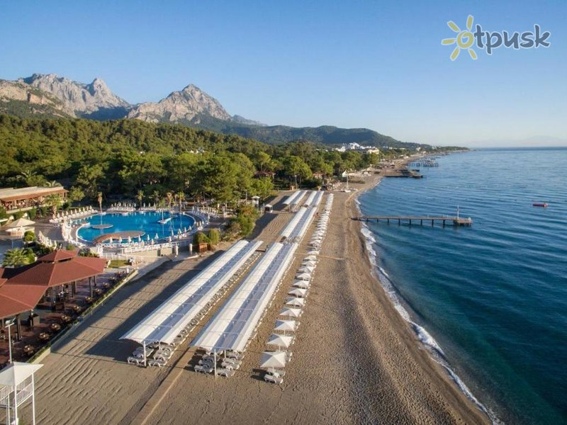 Отель Kimeros Park Holiday Village hv1 Кемер Турция