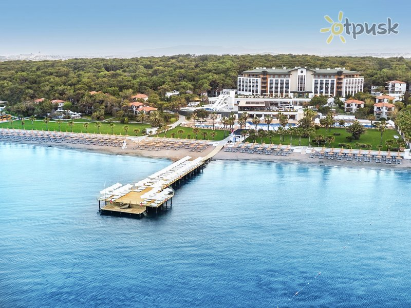 Отель Voyage Sorgun 5* Сиде Турция