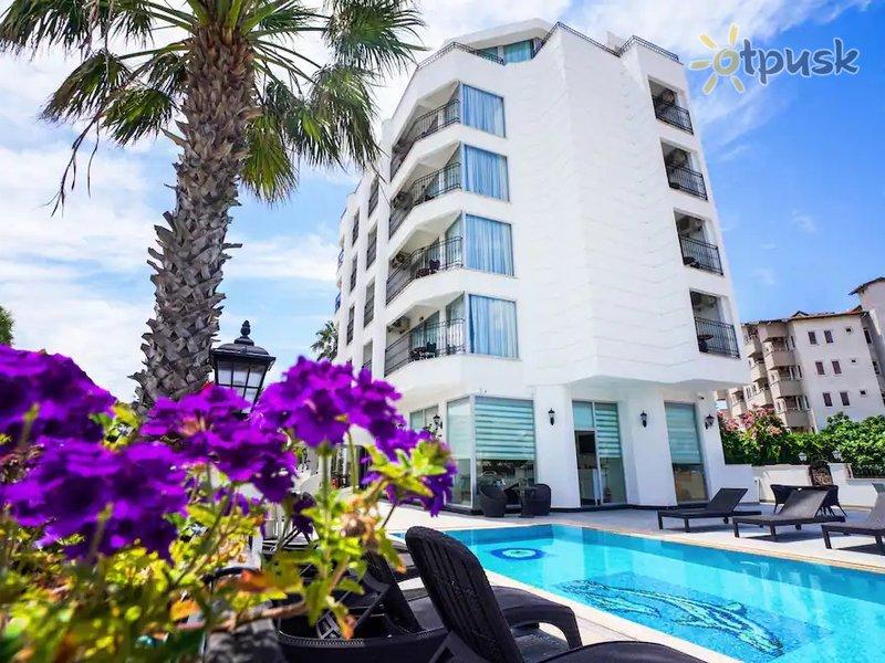 Отель Aurasia City Hotel 3* Мармарис Турция