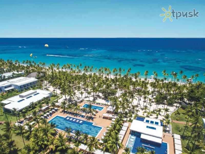 Отель Riu Palace Macao Hotel 5* Пунта Кана Доминикана