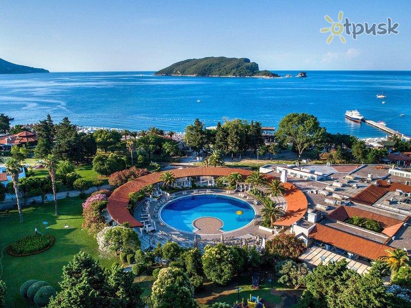 Отель Slovenska Plaza 3* Будва Черногория