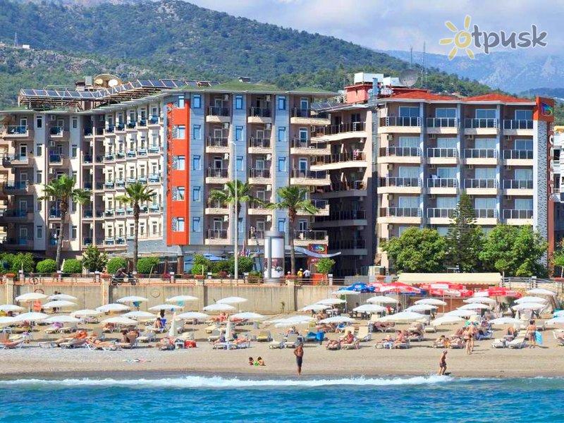 Отель Monart City Hotel 4* Алания Турция