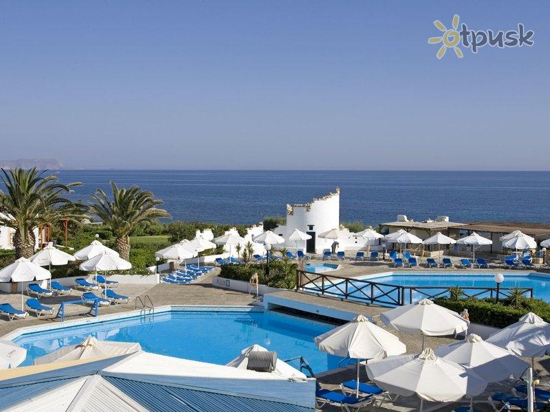 Отель Aldemar Cretan Village 4* о. Крит – Ираклион Греция