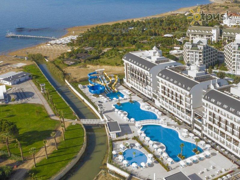 Отель Diamond Deluxe Hotel & Spa 5* Сиде Турция