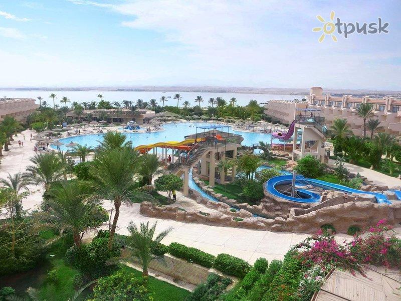 Отель Otium Pyramisa Beach Resort 5* Хургада Египет