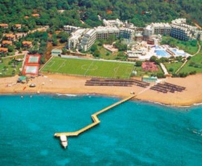 Отель Taksim International Side Palace 5* Сиде Турция
