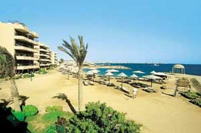 Отель Holiday Resort 4* Хургада Египет