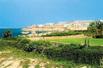 Отель Domina Coral Bay Resort & Casino 5* Шарм эль Шейх Египет