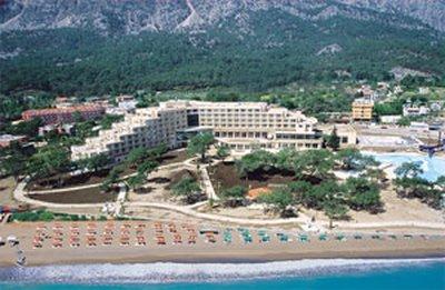 Отель Alatau 5* Кемер Турция