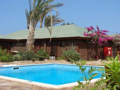 Отель Abou Dabbab Diving Lodge 3* Марса Алам Египет