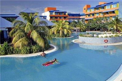 Отель Blau Costa Verde 4* Ольгин Куба
