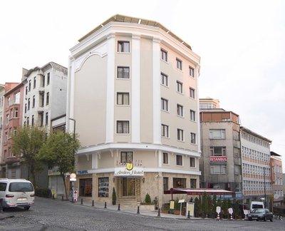 Отель Arden City Hotel 4* Стамбул Турция