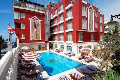 Отель Bilem High Class Hotel 4* Анталия Турция